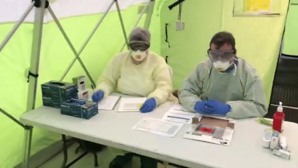 Egy ír fejlesztésű kit 15 perc alatt igazolja a fertőzést