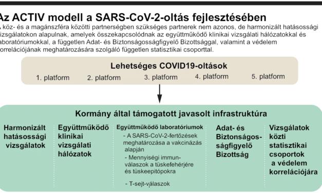Stratégiai megközelítés a COVID19-oltóanyag kutatás-fejlesztéséhez