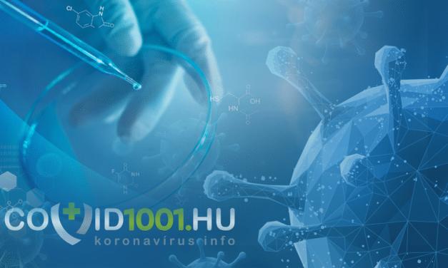 1001 kisokos – járványszótár, frissítve: 2021. március 18.